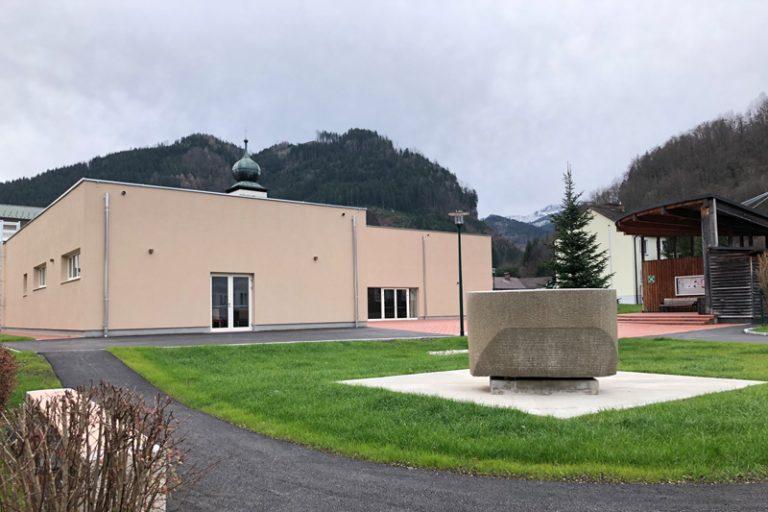 Lotsendienst Eröffnung Dorfzentrum