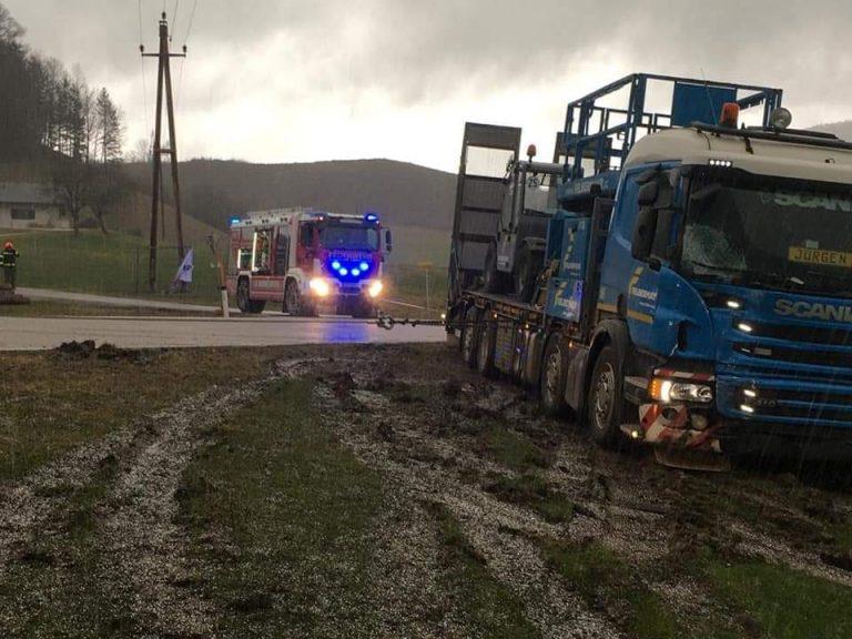 Schwerer Verkehrsunfall | B115 – km 63,0