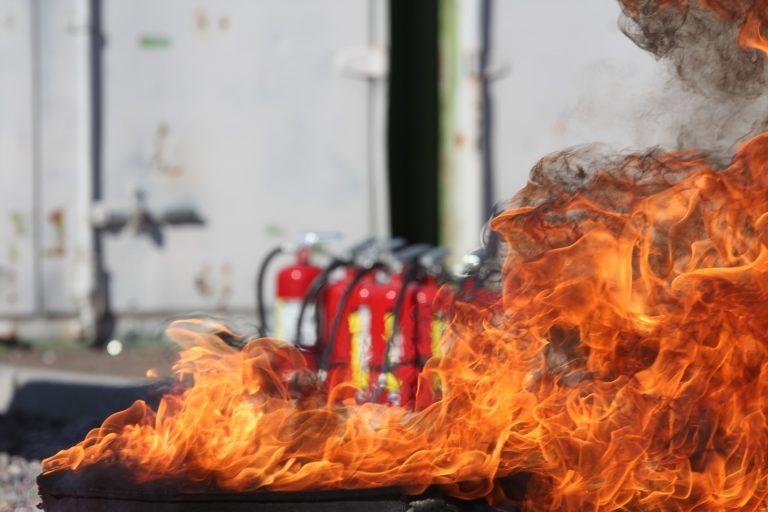 Ankündigung: Feuerlöscherschulung 31.07.2021